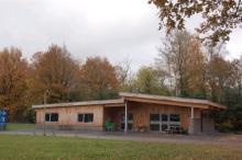 Het gebouw van scouts en gidsen St. Lambertus Neerharen